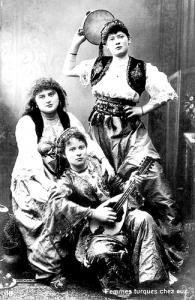 femmes turques