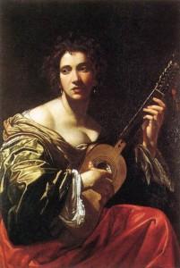 guitars woman