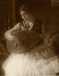 lute guitar