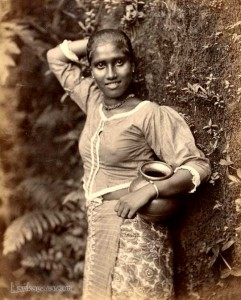 sinhalese-girl-from-ceylon-c1895