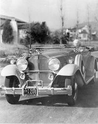 1932 Packard Deluxe