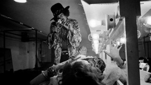 Jimi filming Janis not THAT one