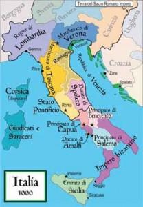 Salerno-mapa