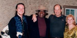 Tom Bernard Purdie Sam Halley 1993