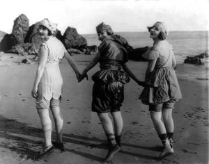 beach 1918