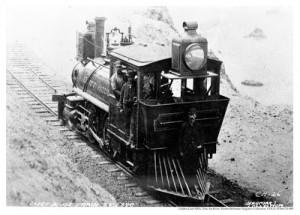 cliff+house+train.1890