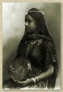 drum maiden
