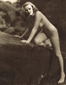 john-everard-study-of-nude-nude-lady-on-rocks-photogravure-1940-1