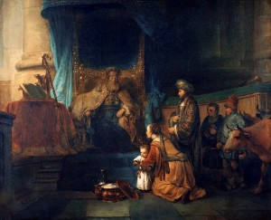 Hannah mother of Samuel