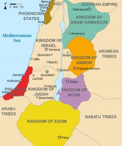 Israel divided-kingdoms