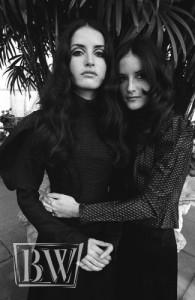 Laura and Lynn