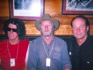 Sam Andrew, Peter, Jerry