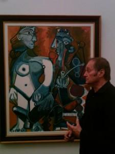Sam Andrew, Picasso