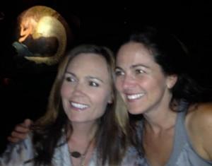 Shanna and Susan