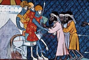 crusaders&moslems
