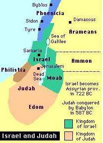 irael and judah