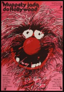 the-muppet-movie-swierzy-polish-movie-poster