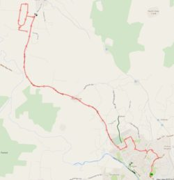 Route 735 – Curra West Afternoon School Service