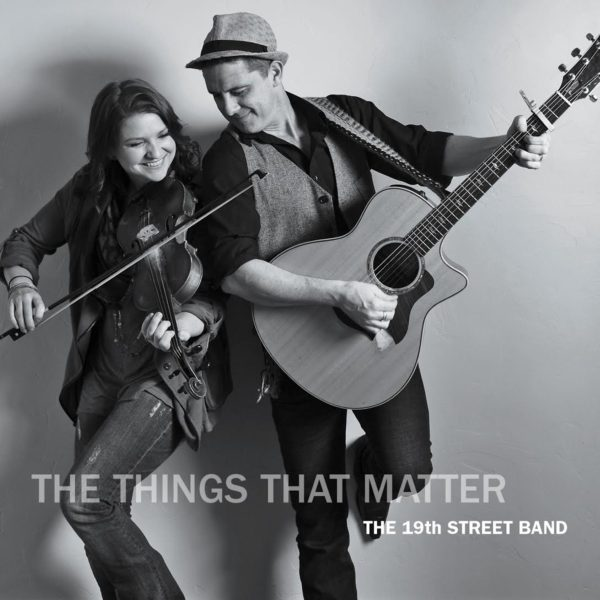 Album Cover The Things that Matter