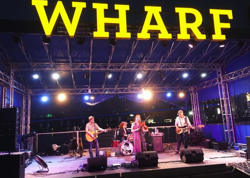 Wednesday at the Wharf