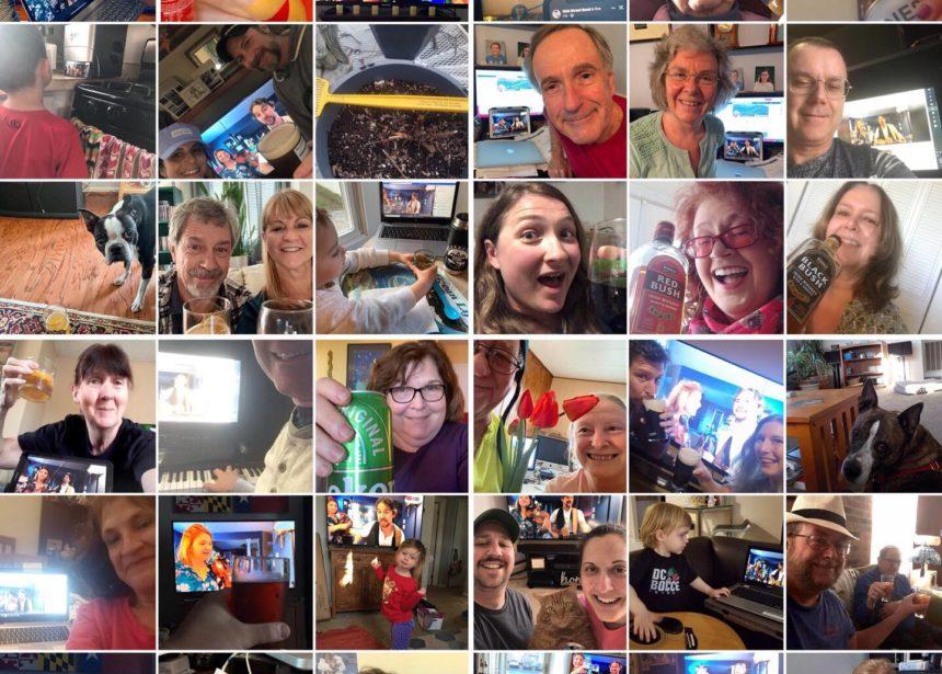 The Health & Happiness Show: Virtual Quarantune Concert