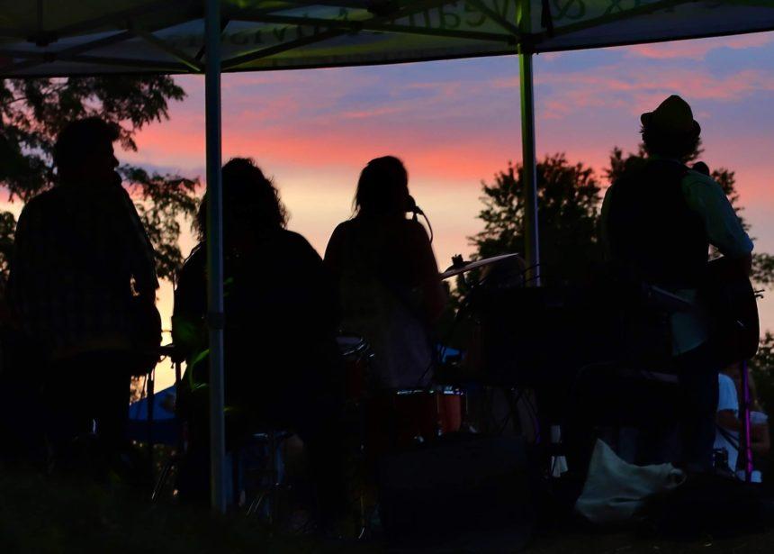 Silo Falls Outdoor Show