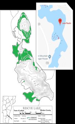 milfoil map
