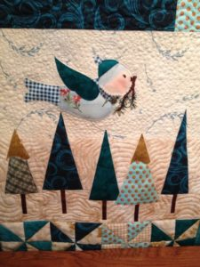 Winter Blessings Quilt Pattern by Shabby Fabrics