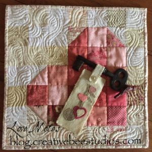 Image of Love Notes Quilt and Wool
