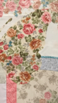 Image of Lisa's Belle Pattern in Progress