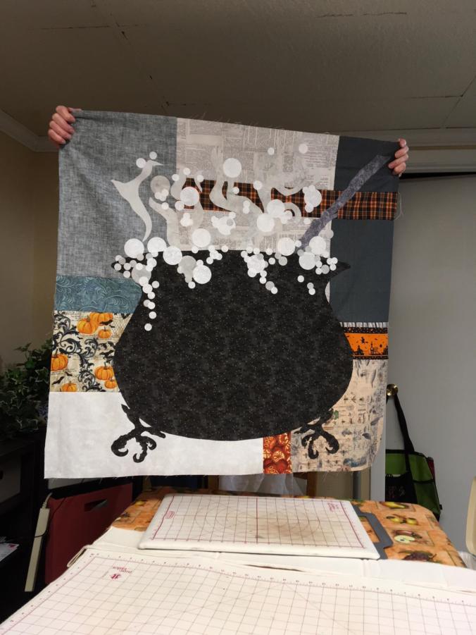 Image of Cauldron Quilt