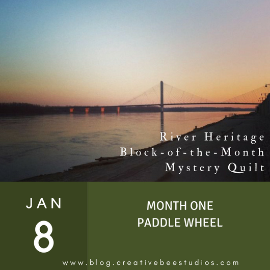 Image of Mystery Quilt Promo