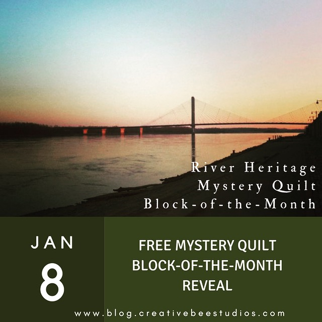 Image of Mystery Quilt Poster