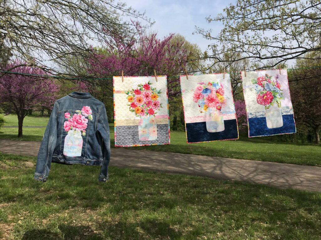 Image of Four Grace Bouquets