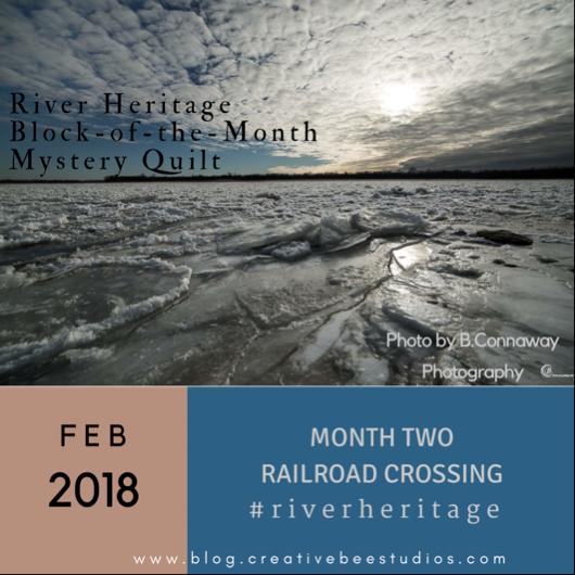 Image of Frozen Mississippi River