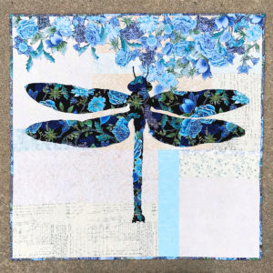 Image of Dragonfly Quilt