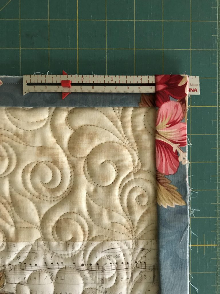Image of Quilt Binding