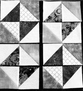 Image of Chain Piecing Technique