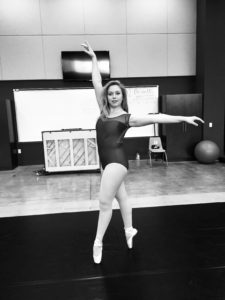 Image of Jacq on Pointe