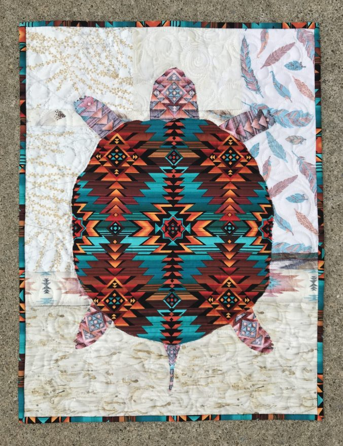Image of Turtle Quilt