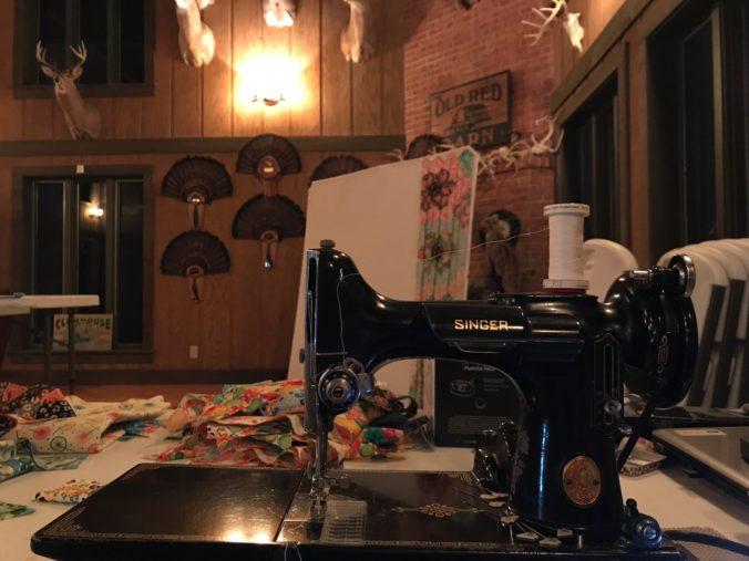 Image of Sewing Machine