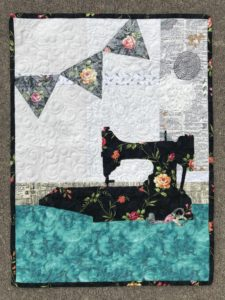 Image of Sewing Machine Quilt