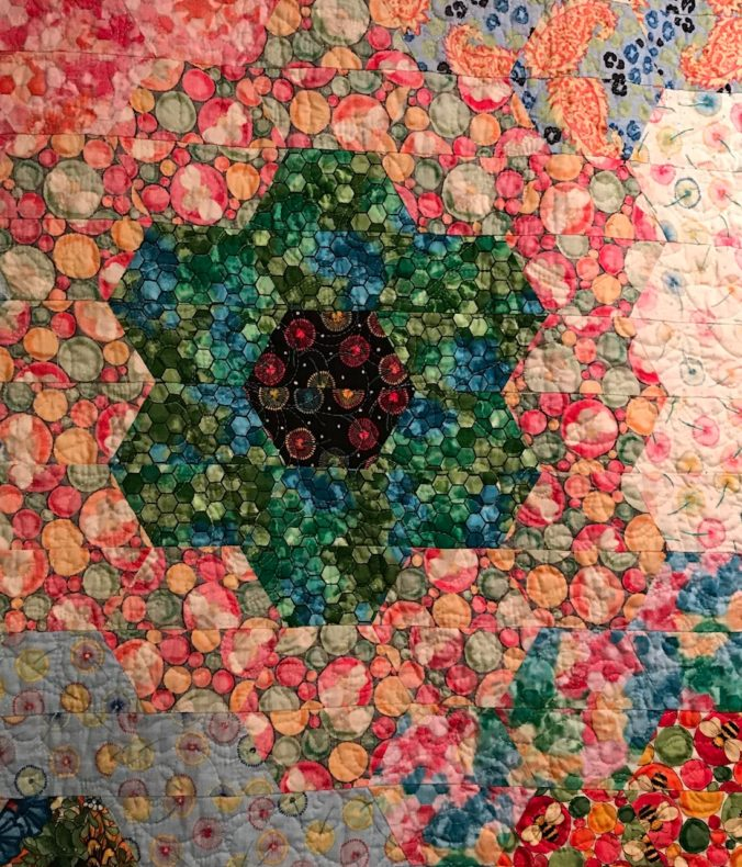 Image of Quilt Closeup