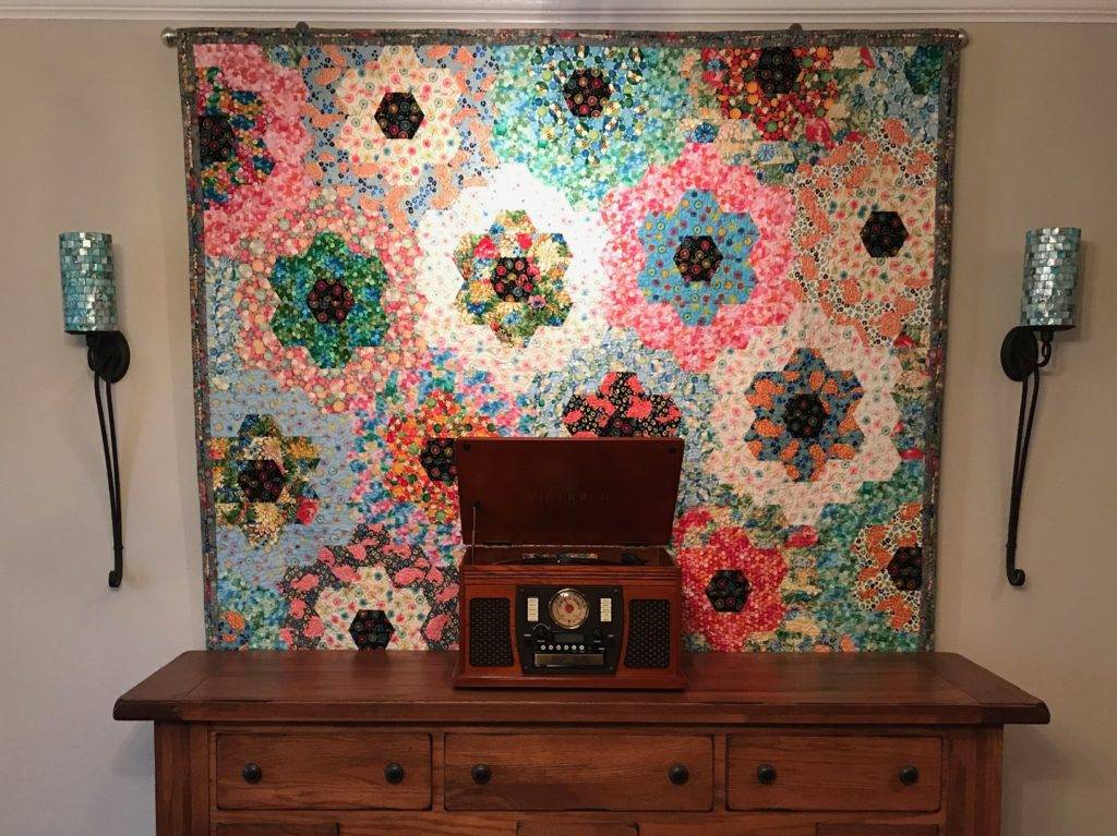 Image of Queen's Palace Quilt