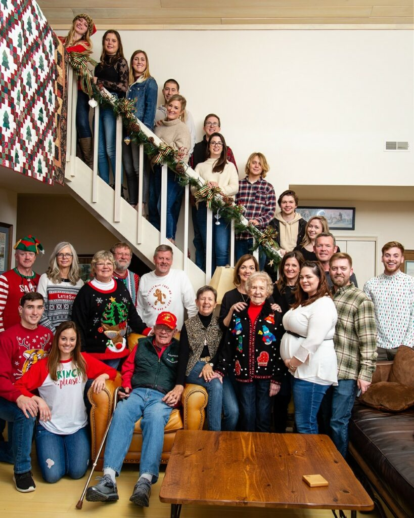 Image of Kiefner Christmas at the Farm Wild Goose Chase