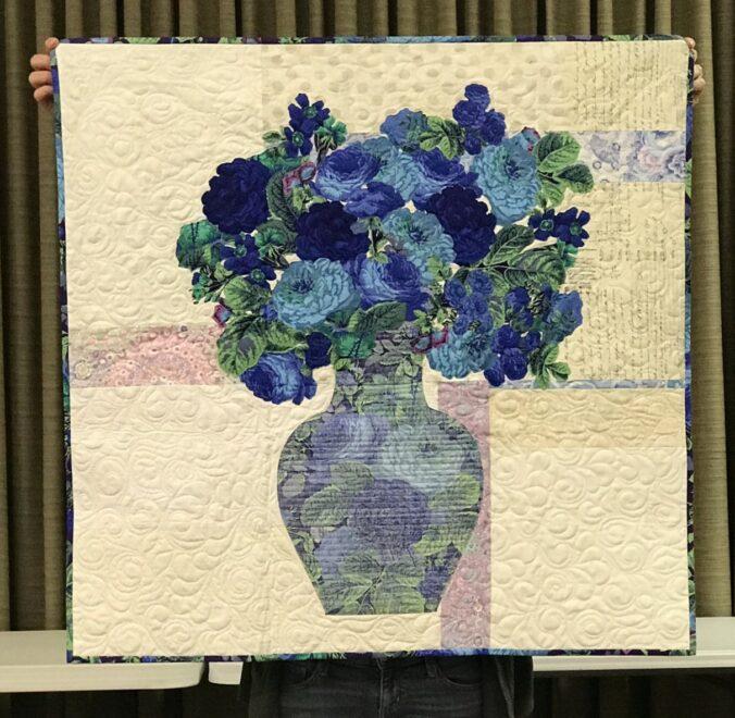 Image of Flower Bouquet Quilt