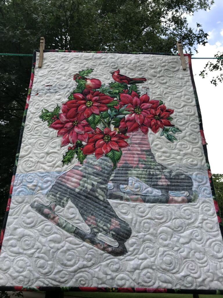 Christmas (Quilts) in July