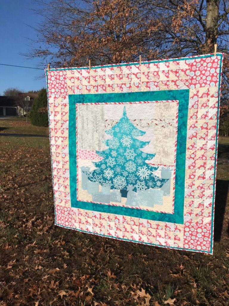 Image of Joyful Quilt Pattern