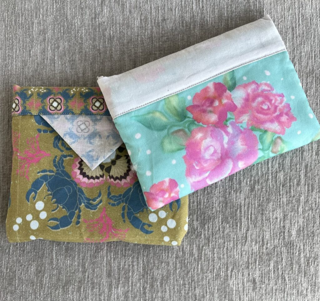 Image of magnetic pouches made to embrace the journey