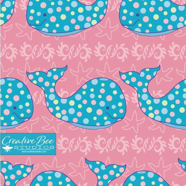 Image of Bubbles fabric